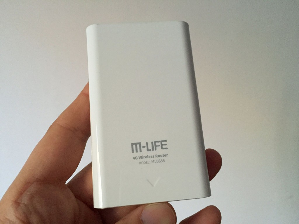 Router M-LIFE ML0655