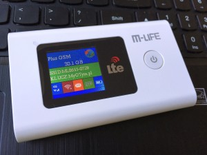 Router M-LIFE 4G