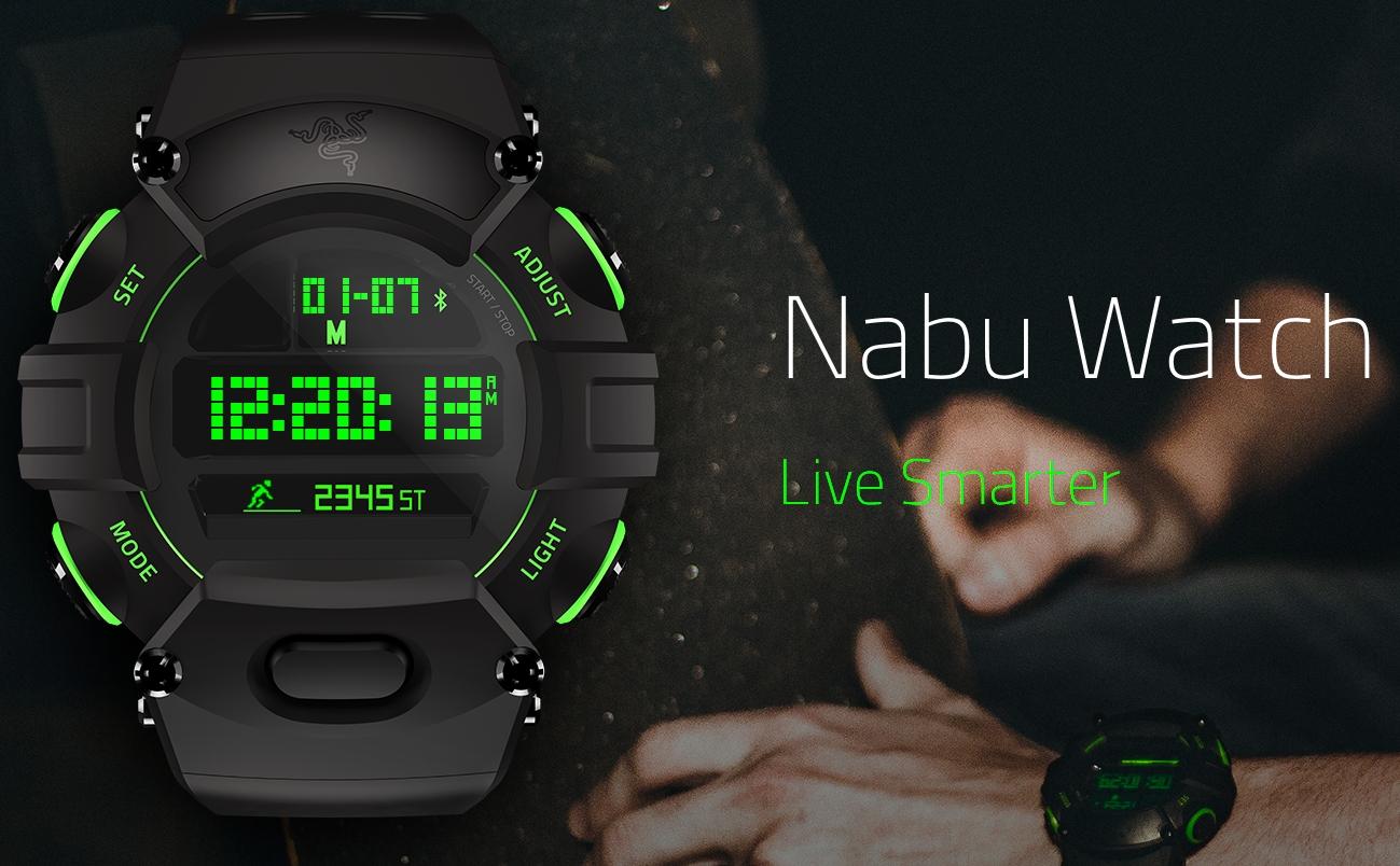 Razer Nabu Watch Smartwatch Na Dwie Baterie