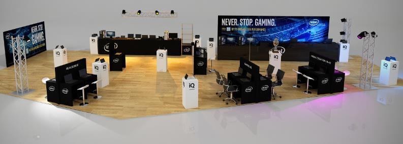 Intel SHOWROOM (Strefa Demo)