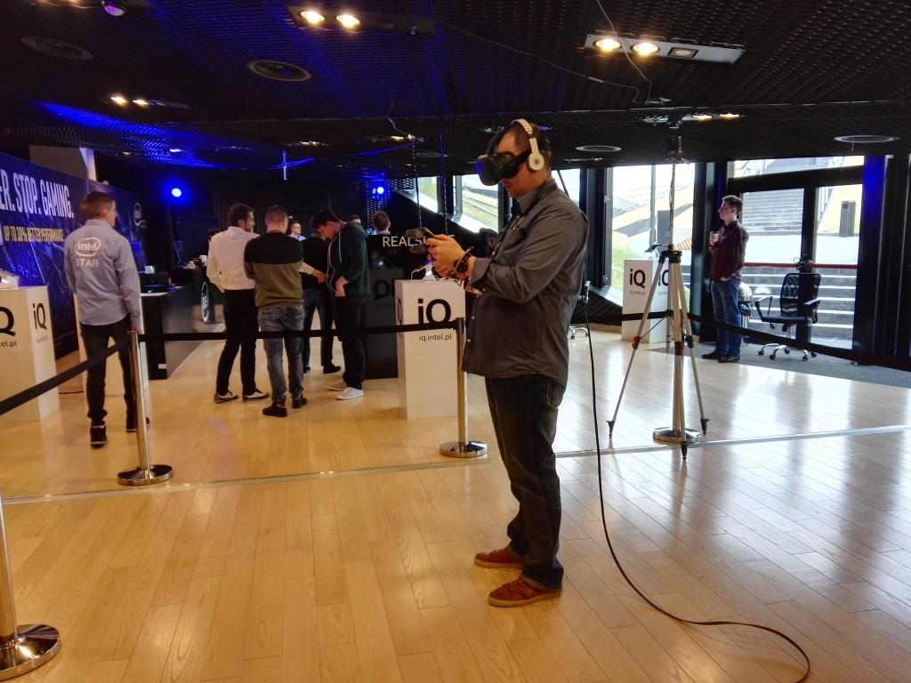 HTC Vive u Intela