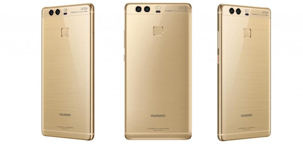 Huawei P9 tył