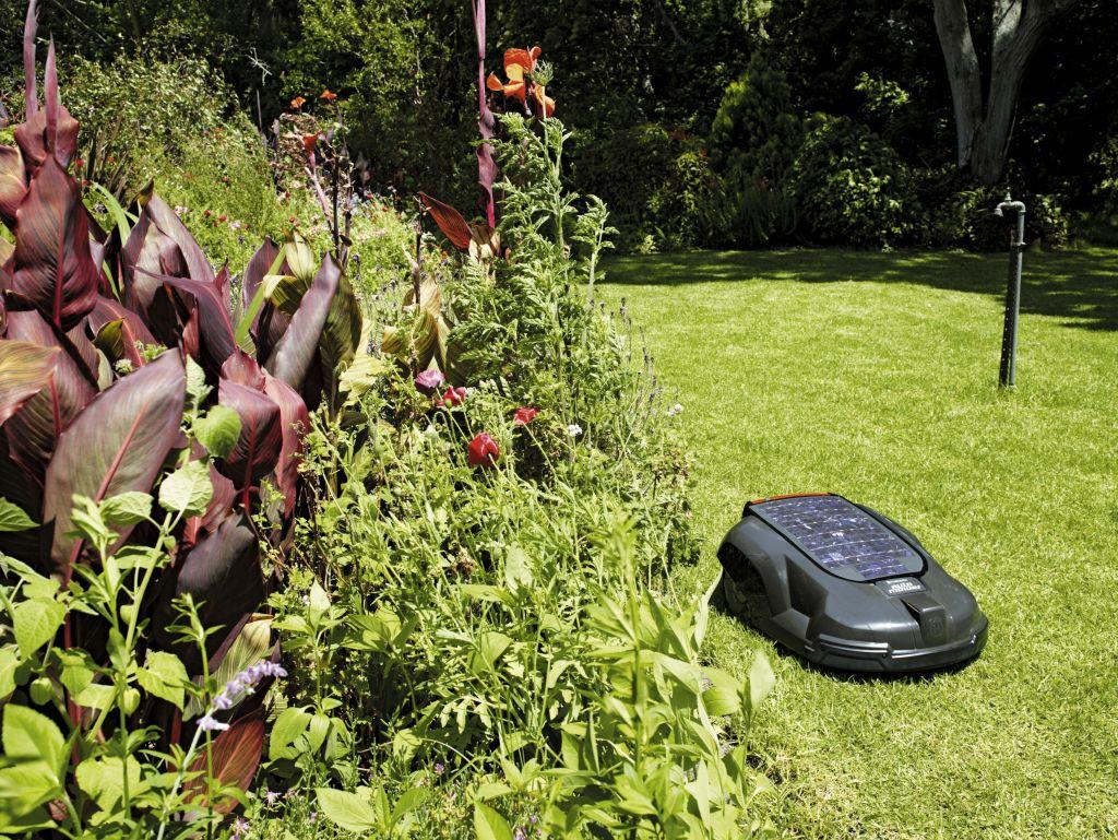 automower czyli jak skosi trawnik smartfonem. Black Bedroom Furniture Sets. Home Design Ideas