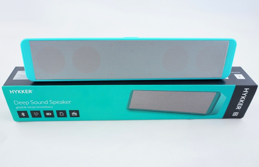 Hykker Deep Sound Speaker