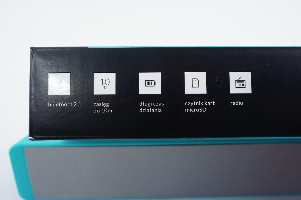 Hykker Deep Sound Speaker pudełko