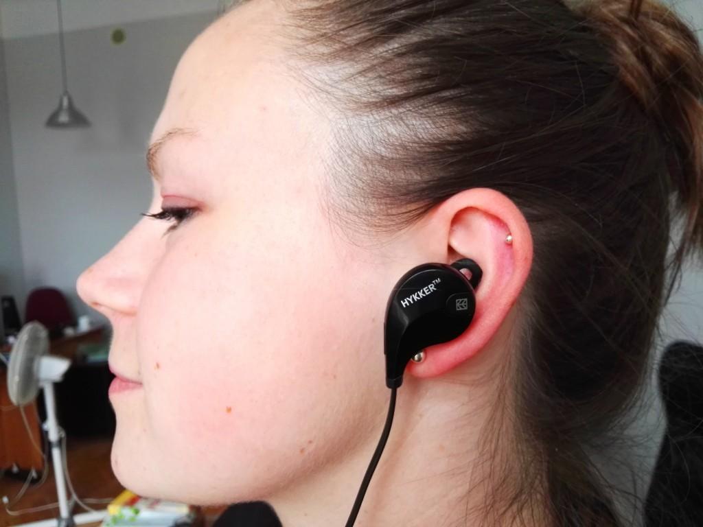 Słuchawki BT HykkerAS-300s