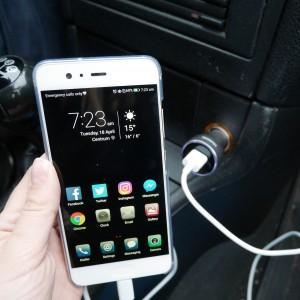 Ładowarka samochodowa Huawei SuperCharge