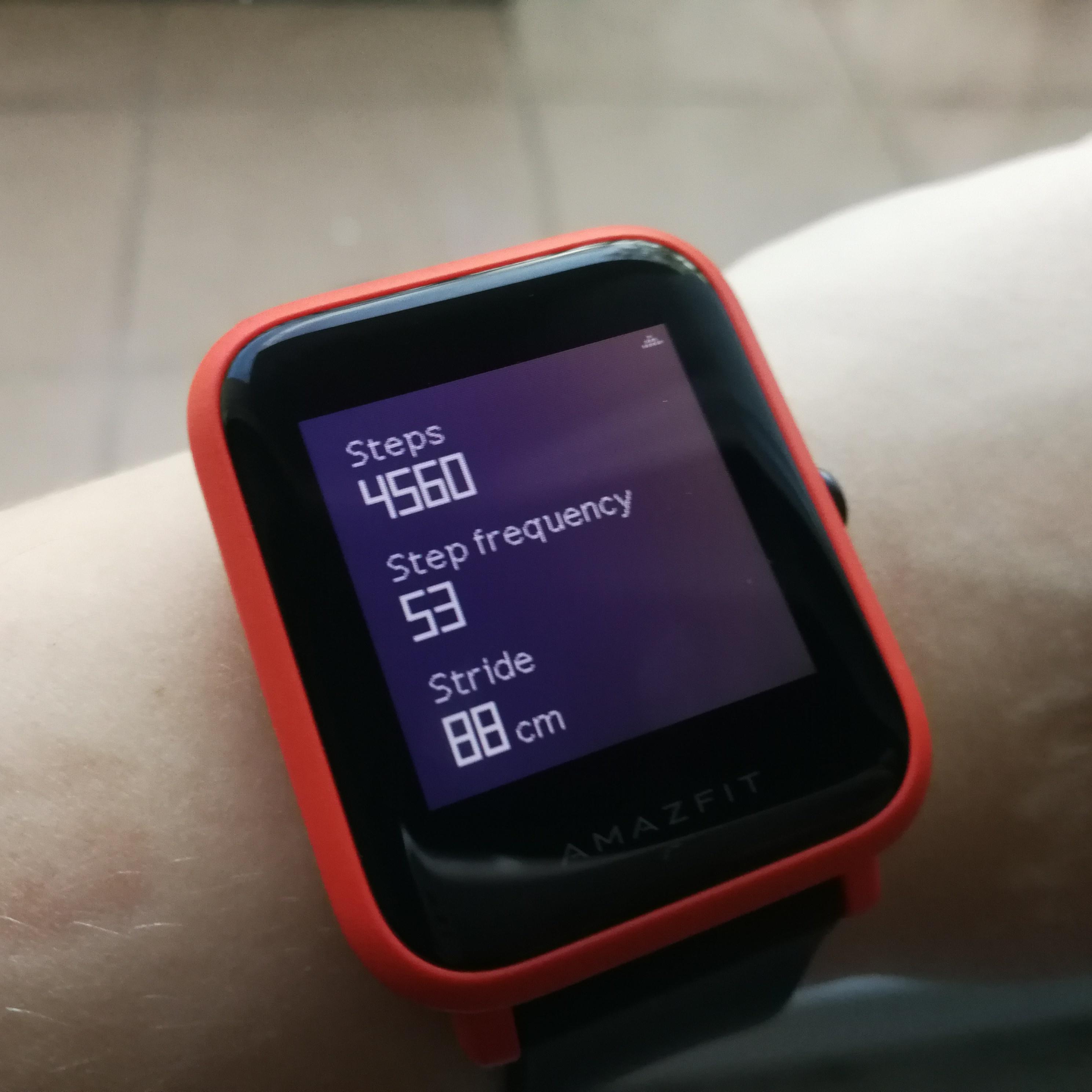 zegarek xiaomi amazfit bip aplikacja