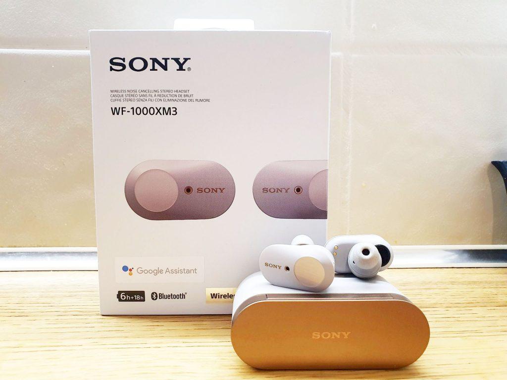 Sony WF-1000XM3 recenzja