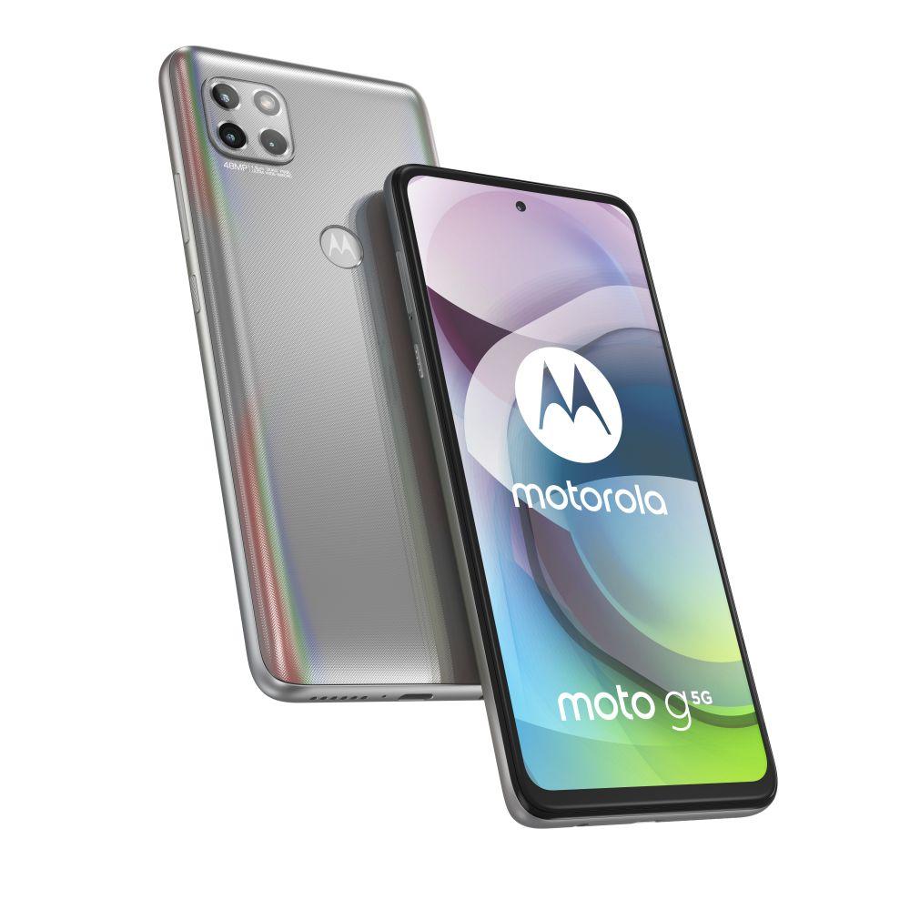 Motorla Moto G9 Power i Moto G 5G. Fot. Motorola