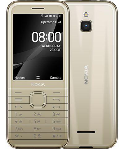 Nokia 8000 4G fot. Nokia