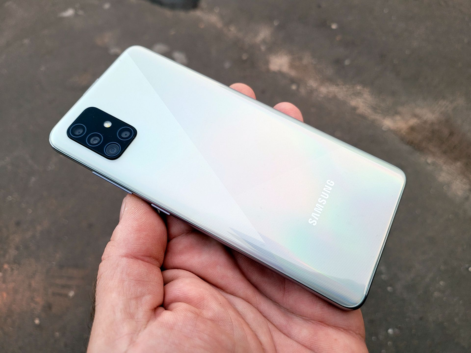 OPPO Reno4 Lite i Samsung Galaxy A51